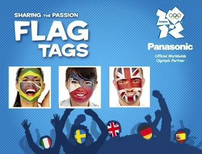 Face-paint app to celebrate Olympics