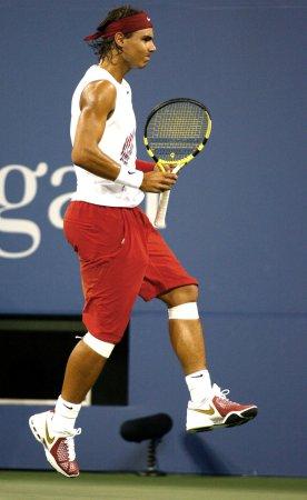 Nadal, Murray reach U.S. Open semis