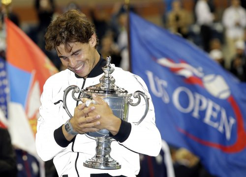 Rafael Nadal bests Novak Djokovic to win second U.S. Open title