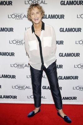 Lauren Hutton still modeling at 69