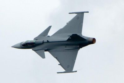 Saab's Gripen E fighters to get electronic warfare system parts from South Africa