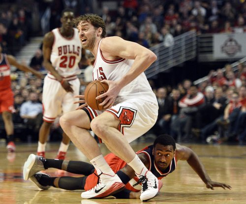 Chicago Bulls top Philadelphia 76ers in OT