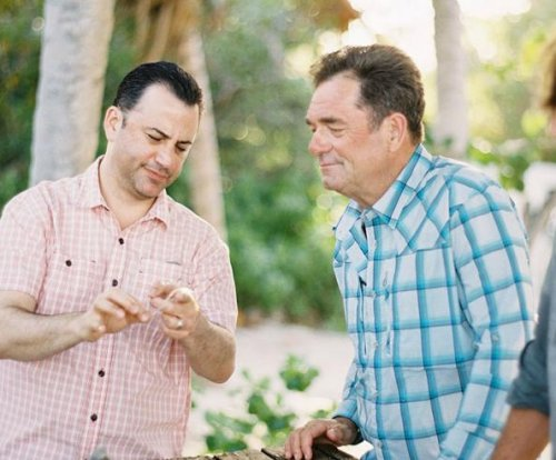 Jimmy Kimmel, Jim Belushi, Huey Lewis go fly-fishing on 'Buccaneers & Bones'