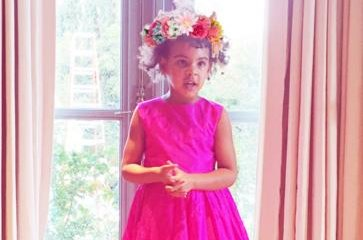 Beyonce and daughter Blue Ivy celebrate Easter early