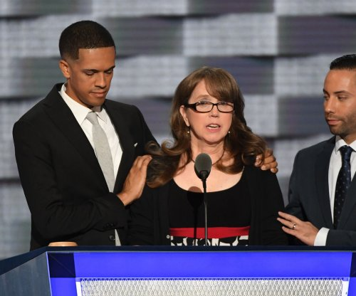 Relatives of mass shooting victims make emotional pleas for gun controls at DNC