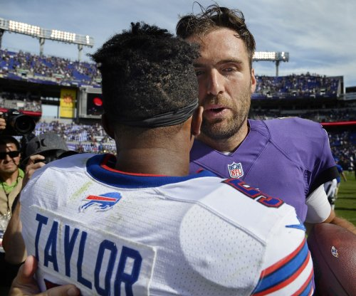Joe Flacco, Baltimore Ravens' offense remain work in progress