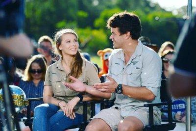Bindi Irwin says boyfriend Chandler Powell is 'living sunshine'