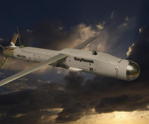 Raytheon receives $75 million Small Diameter Bomb II contract