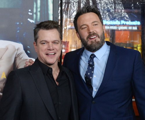 Ben Affleck and Matt Damon producing Boston-set pilot for Showtime