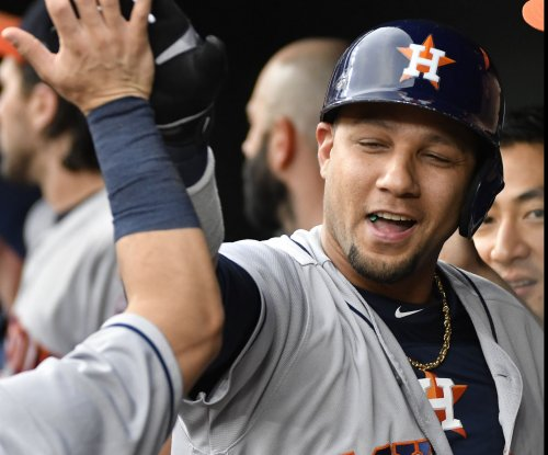 Yuili Gurriel's blast lifts Houston Astros past Los Angeles Angels