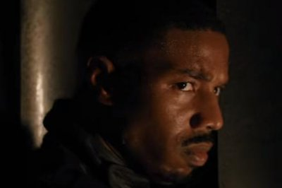 Michael B. Jordan burns books in first 'Fahrenheit 451' trailer