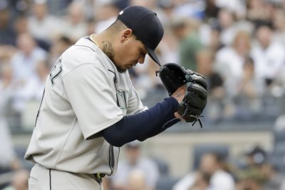 Mariners' Felix Hernandez starting vs. A's after 18 days out