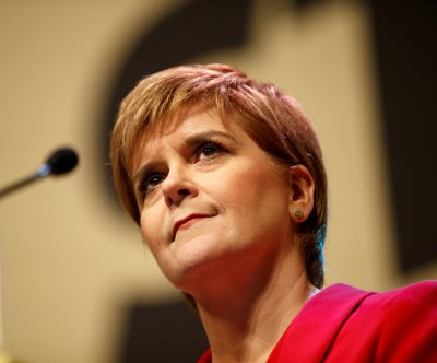 Nicola Sturgeon calls for second Scottish independence vote next year