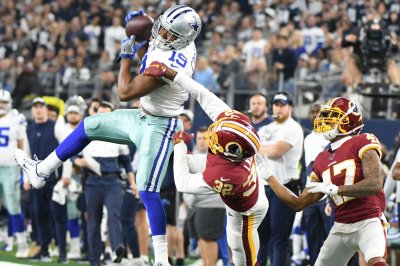 Cowboys lock down WR Amari Cooper with $100M contract
