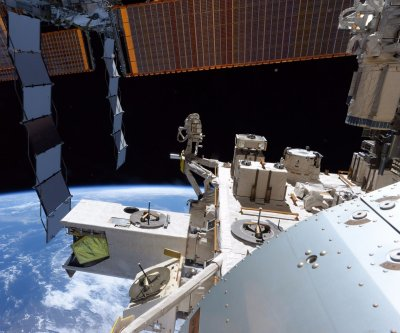 ISS air leak repaired with help from floating tea leaves