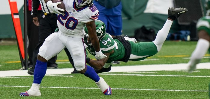 New York Jets trading LB Avery Williamson to Pittsburgh Steelers ...