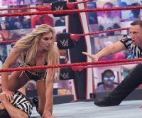 WWE Raw: Charlotte Flair attacks referee, Drew McIntyre faces T-Bar, Mace