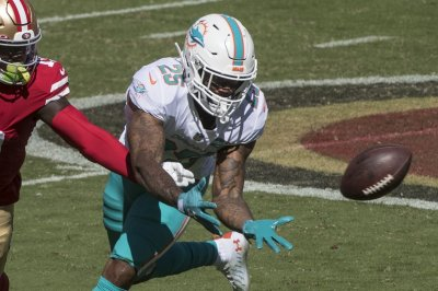 Dolphins All-Pro CB Xavien Howard holds out of minicamp