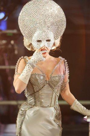 Lady Gaga unveils Born This Way Foundation at Harvard
