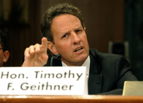 Geithner has tough assignments in Beijing