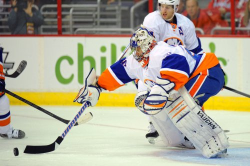 NY Islanders come out over Vancouver