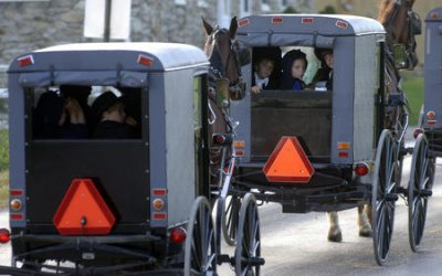 Missing Amish sisters found safe in New York State