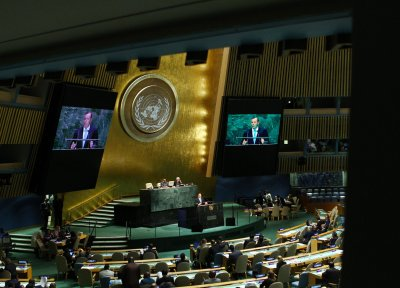 U.N. moves forward with ratification of Arms Trade Treaty