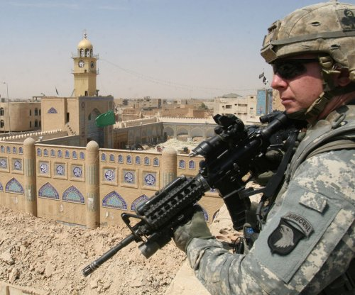 U.S. Army deploying 1,800 troops to Iraq, Afghanistan