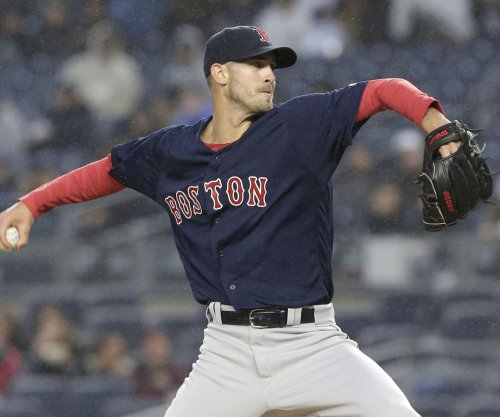 Rick Porcello notches 20th win as Boston Red Sox rout Toronto Blue Jays