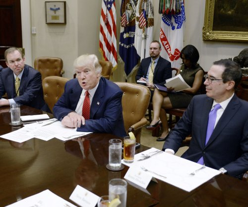 Trump meets with budget advisers at White House: 'No more wasted money'