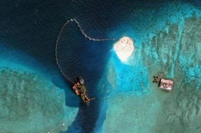 China slams U.S. operations in South China Sea
