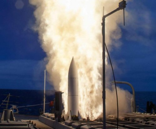 Raytheon awarded $12M for work on Standard Missile