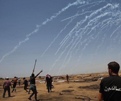 Gaza border protests: 4 Palestinians killed