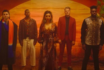 Pentatonix sings 'The Lion King' love song