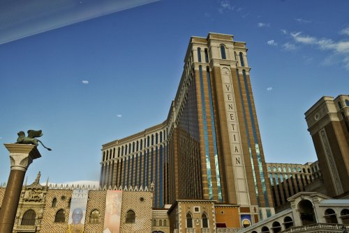 Vegas casino in money-laundering probe