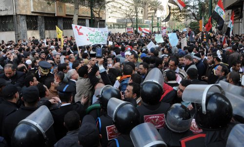 Outside View: Revolutions ahoy?