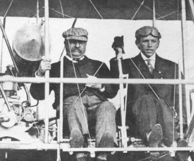 TR's flight was risky, flier says