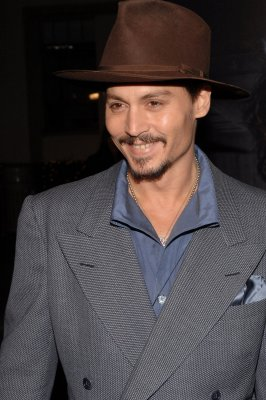 Depp unnerved by 'Sweeney' shave scene