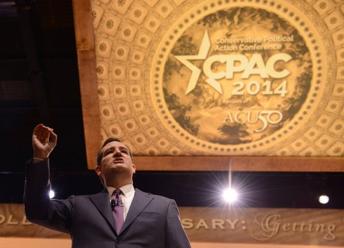 Sen. Ted Cruz tells Liberty University students religious liberty is under assault