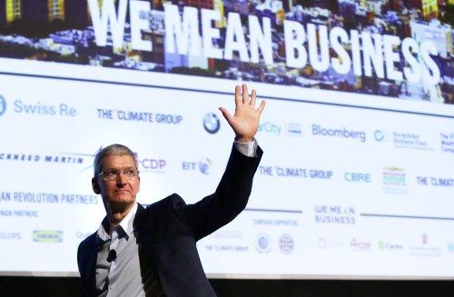 Apple's big earnings rekindle talk of 'trillion-dollar company'