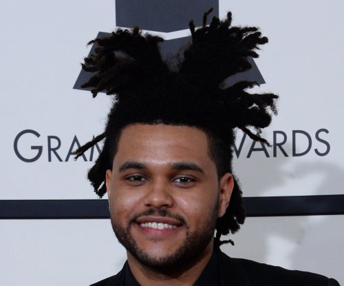 The Weeknd debuts sexy song for 'Fifty Shades of Grey'