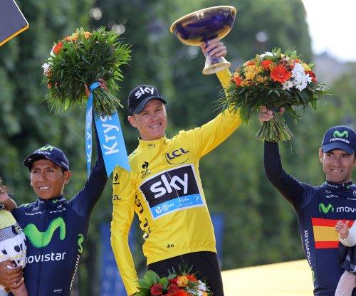 Tour de France: Chris Froome completes historic win