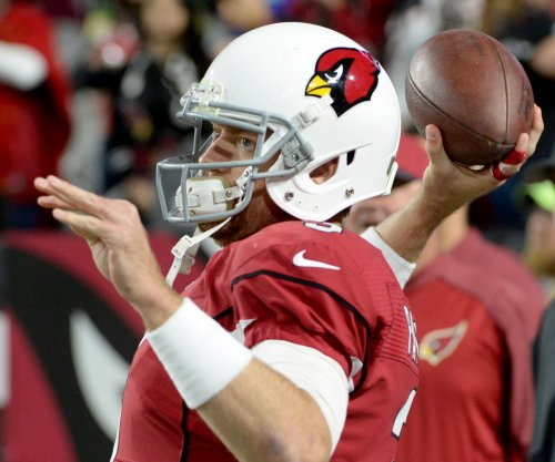 Arizona Cardinals QB Carson Palmer must open up against Carolina Panthers