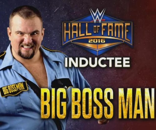 Big Boss Man to be inducted into WWE Hall of Fame