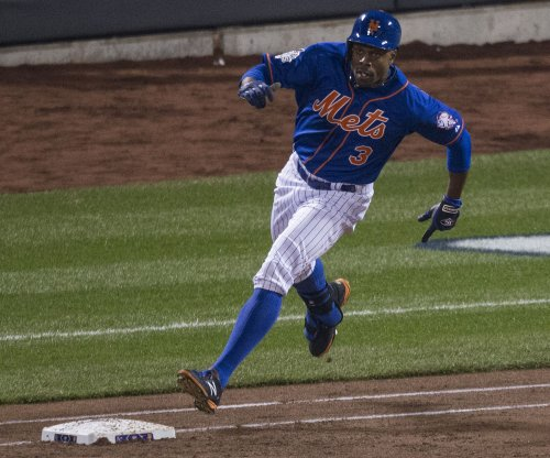 Curtis Granderson's grand in New York Mets' victory over Atlanta Braves