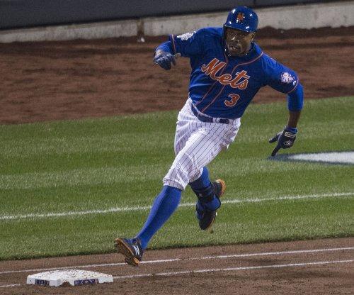 Curtis Granderson's grand in New York Mets' victory over Atlanta Braves