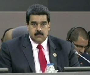 Few foreign leaders attend international summit in Venezuela