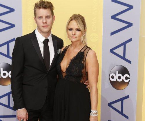 Miranda Lambert and Anderson East attend the CMA Awards