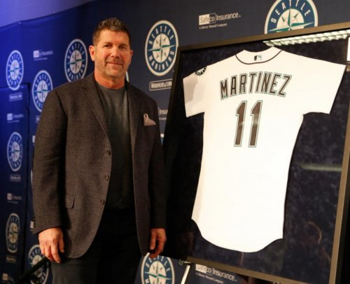 Seattle Mariners retiring Edgar Martinez's jersey