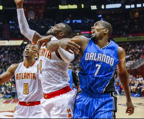 Orlando Magic trade Serge Ibaka to Toronto Raptors for Terrence Ross, first-round pick
